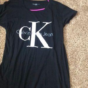Calvin Klein Jeans T shirt Dress